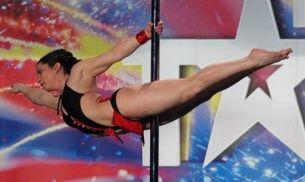 Romanii au talent: Povestea gimnastei care nu cunoaste legile gravitatiei