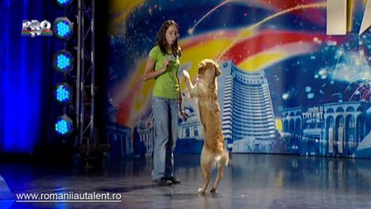 Vanda, fermecatoarea catelusa dansatoare, l-a sedus pe Mihai Petre!