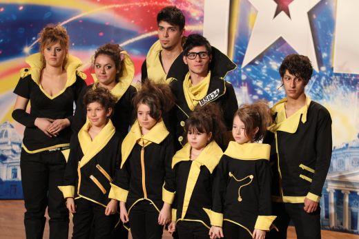 Românii Au Talent - editia a doua - FOTO