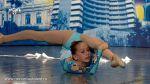 Ioana Roxana numar exceptional de contorsionism