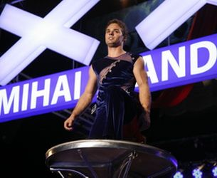 """Orlando: """"In Romania nu exista cineva care imi poate echivala performanta la echilibristica"""""""