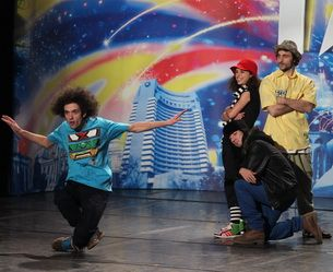 Titanii Funky Fresh l-au impresionat pe Mihai Petre cu dansul lor! VIDEO