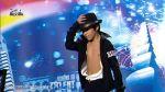 Alin Imre danseaza in stilul Michael Jackson