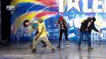 Titanii Funky Fresh danseaza