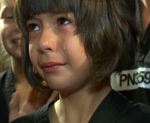 "Roxana de la trupa Akikai a plans cand juriul de la ""Romanii au talent"" i-a cantat ""La multi ani""!"