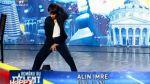 Alin Imre si Titanii Funky Fresh au talent la dans!