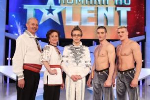 Publicul i-a ales pe primii finalisti de la Romanii au talent: Narcis Iustin Ianau, trupa Ballance si familia Luca
