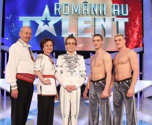"""Reactiile finalistilor primei semifinale """"Romanii au talent"""" INTERVIURI EXCLUSIVE"""