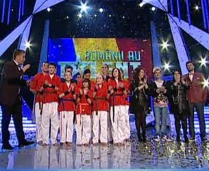 Adrian Tutu, Cristina si Alina, grupul Akikai merg in finala! VIDEO - cele mai tari momente din show!