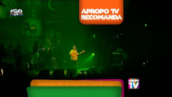 Apropo Tvrecomanda: concert Manu Chao live in Bucuresti, 16 aprilie, Sala Palatului