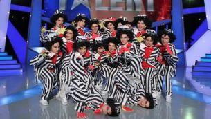 """Clevers, o trupa de fete pline de energie la semifinalele """"Romanii au talent""""! Vezi VIDEO cu dansul lor!"""