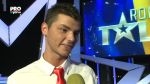 "Luca Valentin: ""In finala voi veni cu un show si mai mare"""