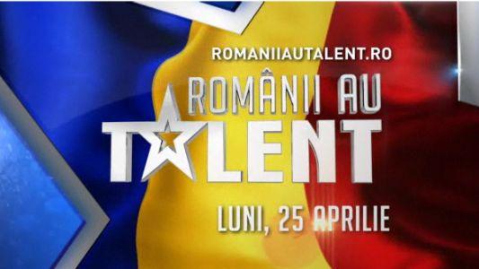Finala Romanii au talent - 25 aprilie
