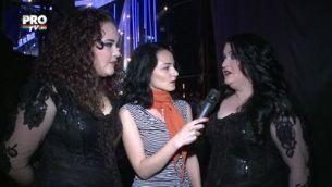 "Cristina si Alina: ""Le multumim tuturor pentru sustinere"" VIDEO!"