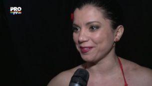 Medea, dezamagita de criticile lui Mihai Petre! INTERVIU EXCLUSIV