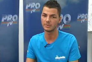 "Valentin Luca la videochat: ""Tutu e un baiat linistit si talentat, isi merita premiul!"""