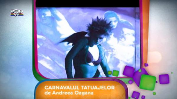 Carnavalul tatuajelor (partea I)