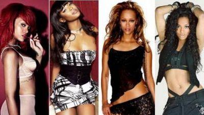 Top 10 cele mai frumoase femei de culoare
