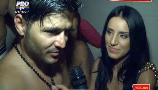 Liviu Varciu i-a cazut in genunchi Adelinei la ziua lui Pepe! Vezi ce dialog au avut! SUPER VIDEO