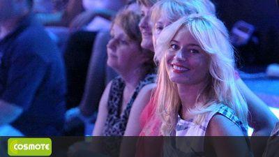 """Laura Cosoi, Catalin Maruta si CRBL in public la """"Vocea Romaniei"""". Vezi FOTO"""