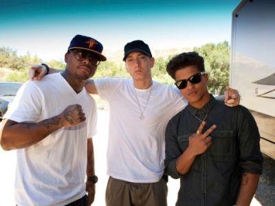 VIDEO / Super colaborare! Vezi noul clip Eminem si Bruno Mars!