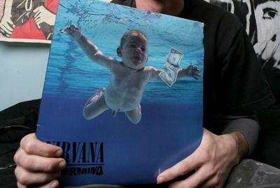 Cum arata  bebelusul Nirvana  la 20 de ani de la lansarea albumului Nevermind! FOTO + VIDEO