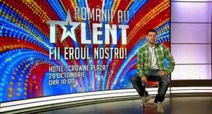 """Iesi din anonimat! Vino la preselectiile """"Romanii au talent"""" pe 29 octombrie, in Bucuresti! VIDEO"""
