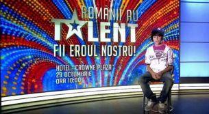 Poti fi erou la orice varsta! Vino la preselectiile Romanii au talent in Bucuresti, pe 29 octombrie!