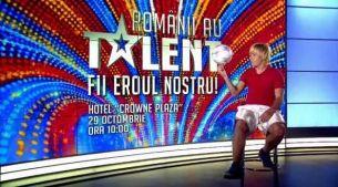 """Stefan Florescu: """"Cand am ajuns la Romanii au talent, eram doar un baiat cu un hobby!"""""""