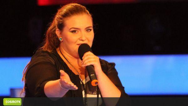 """Oana Radu, concurenta la Vocea Romaniei: """"Cea mai buna voce de acum este a lui Beyonce!"""""""