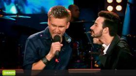 Cel mai nebun duet de la Vocea Romaniei! Uite cum au cantat Ionel Istrati si Catalin Dobre