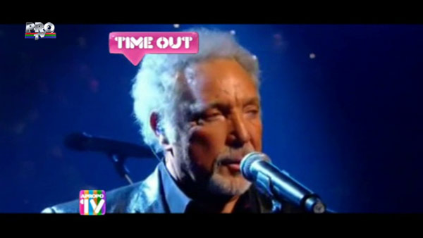 Time Out - Tom Jones