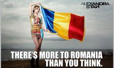 SUPER POZE speciale de 1 Decembrie cu Alexandra Stan! GALERIE FOTO