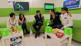 Interviuri din Camera Verde cu Irina, Catalin, Stefan si Robert