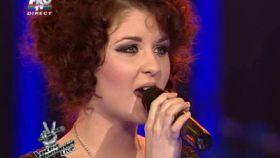 """Castigatoarea """"The Voice Bulgaria"""", invitata la Vocea Romaniei"""