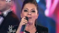 Irina Tanase &#8211; If i aint got you.flv la vocea romaniei din 13 decembrie 2011