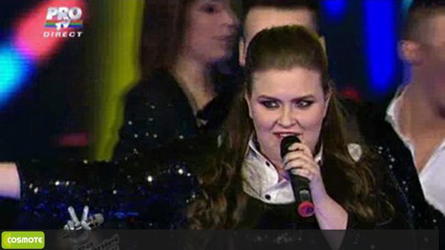 "Adele de Romania a cantat ""I will survive"" <span style=""color:#f00;"">Cum a reusit Oana Radu sa il faca pe Moga sa zambeasca! VIDEO</span>"