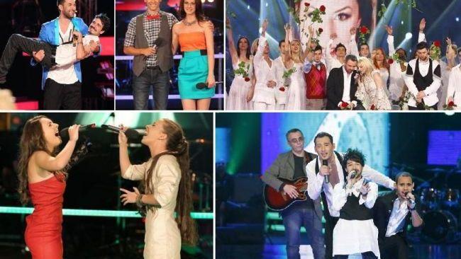 VIDEO BEST OF. Momentele de la VOCEA ROMANIEI pe care nu le vei uita niciodata