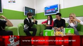 Camera verde: interviuri cu concurentii lui Moga si ai lui Brenciu