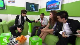 Camera verde: Interviuri cu Oana Radu si Anthony Icuagu