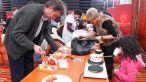 Sute de preparate culinare delicioase au defilat la preselectiile  MasterChef  din Bucuresti