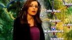 Gafa la rubrica meteo. O prezentatoare si-a pierdut cumpatul si a inceput sa injure: VIDEO