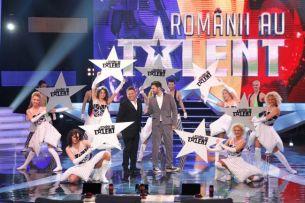 """""""Romanii au talent"""", un show fara egal, care a ZDROBIT concurenta. Vezi AICI momentele care au blocat telecomenzile pe ProTV"""