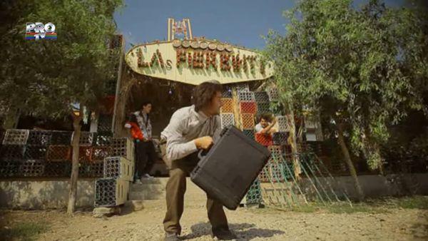 Alarma cu bomba in Las Fierbinti! O geanta suspecta, gasita in fata carciumii lui Bobita