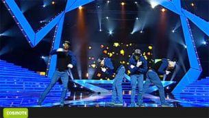 "Gold Mask, o trupa de breakdance cum RAR AI VAZUT, a dovedit ca MERITA AURUL la ""Romanii au talent"""