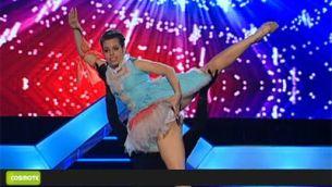 """Romanii au talent"": Dansul care A DEZAMAGIT juriul. Protagonista NU a mai fost ""sofisticata"" si i-a lipsit energia"