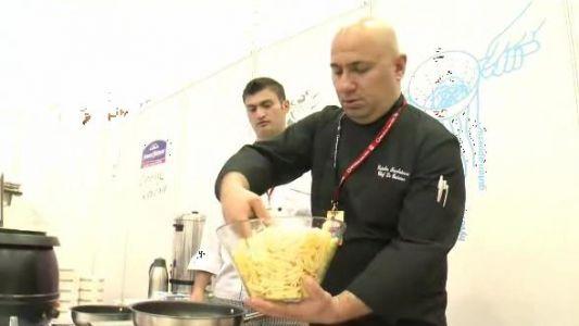 Cum arata pastele pe care Chef Catalin i le-a gatit lui Andrei Pavel