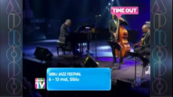 Time Out Sibiu Jazz Festival