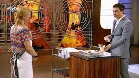 Cine a preparat singura crema cu mascarpone care nu i-a lasat lui Chef Sorin un gust acru in gura