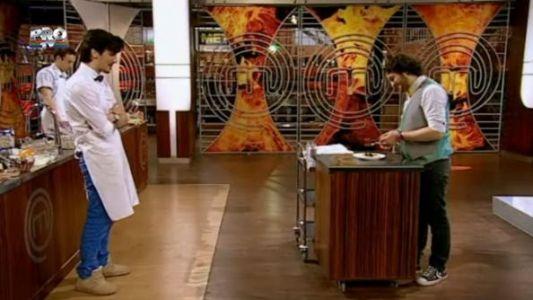 "Chef Florin: ""E cel mai tare profiterol pe care l-am gustat in viata mea"""